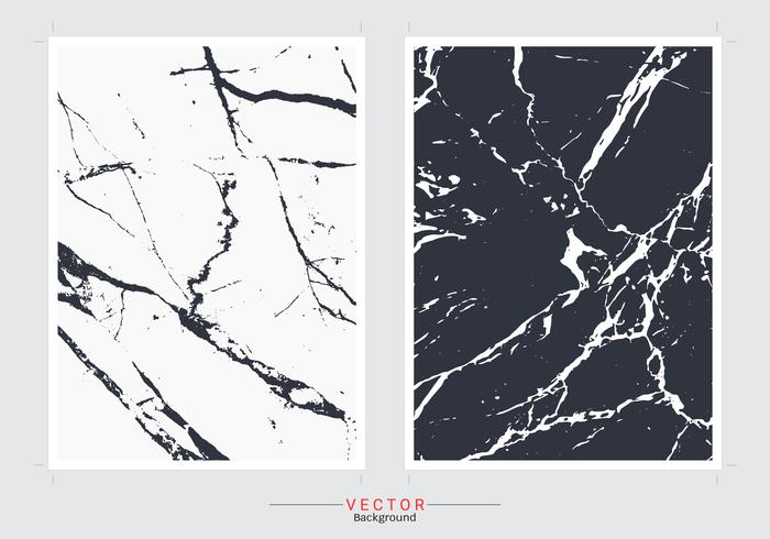 Black and white marble cover background.