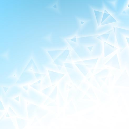 Abstrait bleu clair vecteur