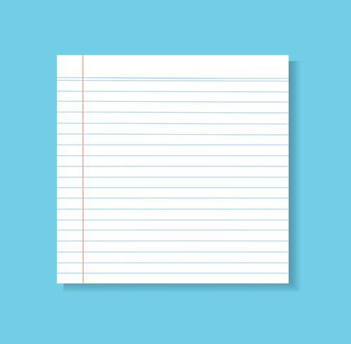 paper line vector background, detailed lined paper texture