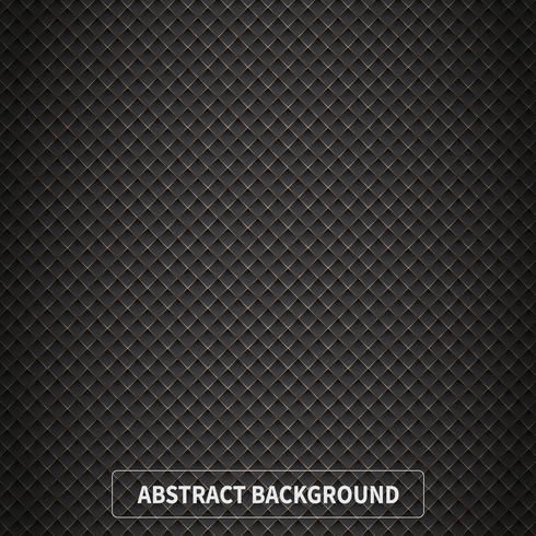Fondo negro abstracto de la textura, diseño del vector.