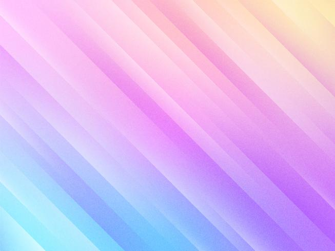 Abstracte Pastel lijnen Vector achtergrond