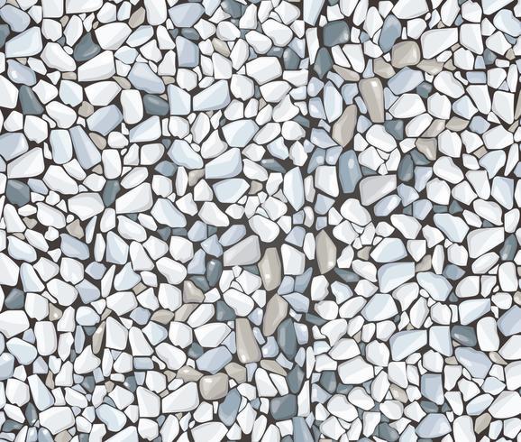 grå grus textur tapeter. vektor