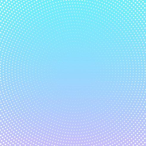 Halvton prickdesign på pastellfärgad bakgrund