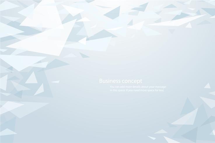 illustrazione di vettore del fondo e di carta da parati di forma del triangolo leggero