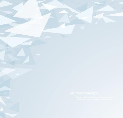 light triangle shape background and wallpaper vector illustration