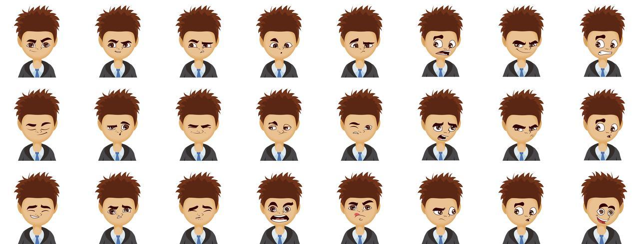 Conjunto de expresiones