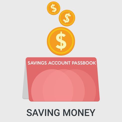 Poupar dinheiro com moedas
