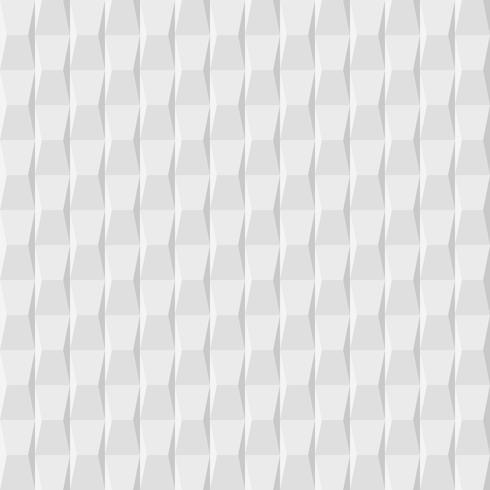Fundo geométrico abstrato branco sem costura padrão backgroundPrint