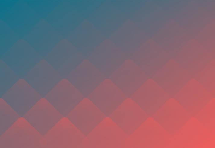 Abstracte mooie zonneschijn de gradiëntachtergrond van de koraalkleur