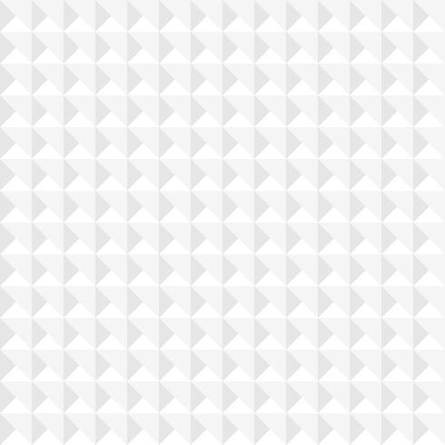 White geometric circular abstract seamless pattern backgroundBasic RGB vector