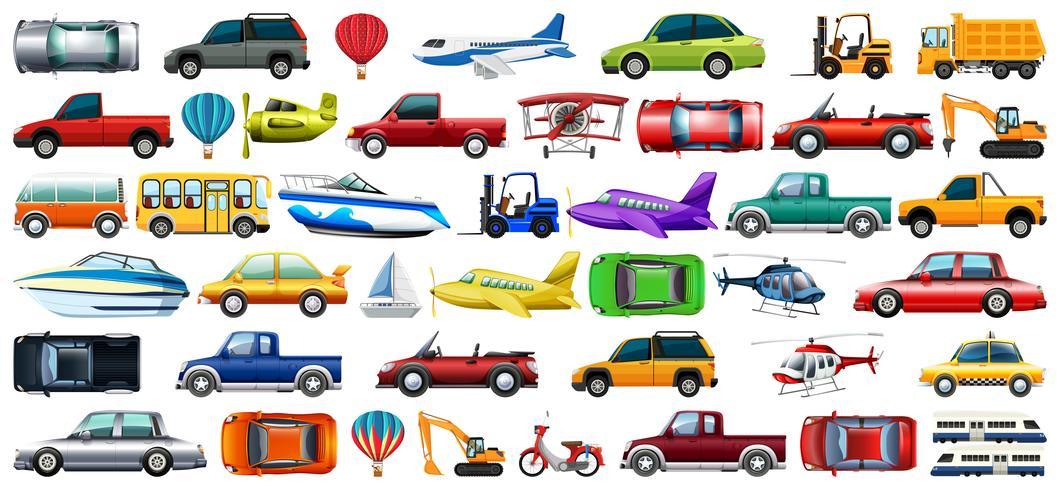 large set of transport