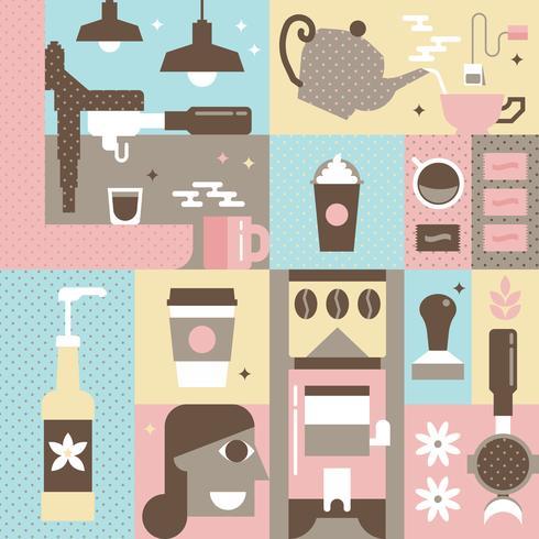 Coffee Concept