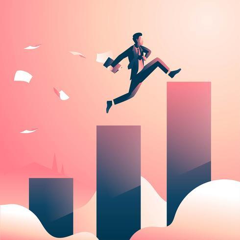 Sprungtabelle für Unternehmensziele