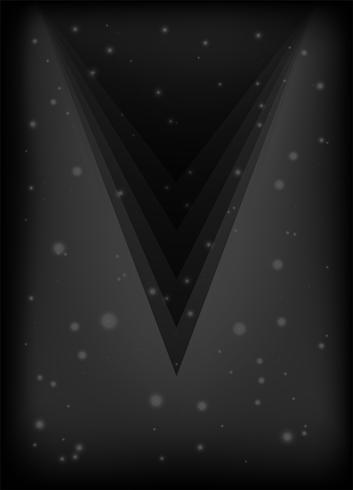 Grå affisch abstrakt bakgrund