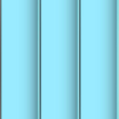 Seamless realistic blue tiled roof sheet background. 3D illustration vector
