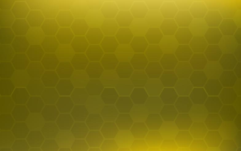 Fondo Amarillo Del Extracto Del Panal Concepto De Papel Tapiz Y