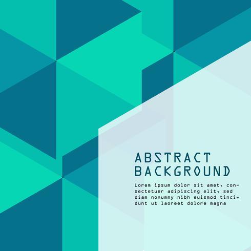 Fundo abstrato com espaço da cópia para o texto, ilustração vetorial