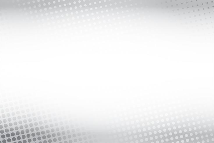 Vecteur de fond abstrait blanc Résumé gris. Contexte de conception moderne pour le modèle de présentation de rapport et de projet. Illustration vectorielle Forme de point. présent produit publicitaire