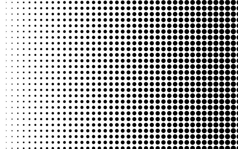 White abstract background vector. Gray abstract. Modern design background for report and project presentation template. Vector illustration graphic. Black color dotted half tone and circular shape
