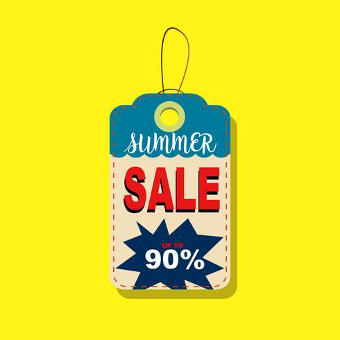 Summer Sale Tags up to 90% Design