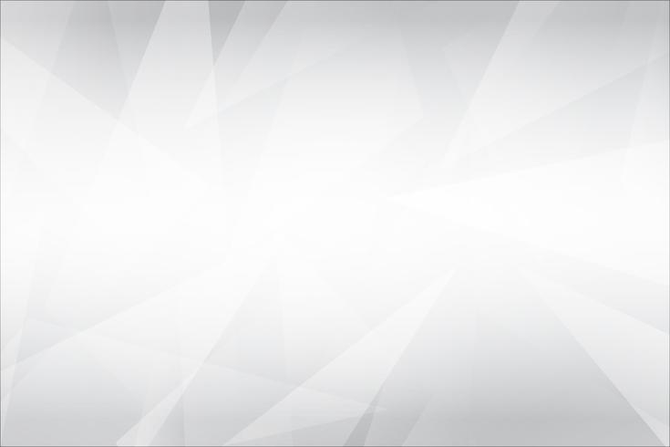 Vector abstracto blanco del fondo. Resumen gris. Fondo de diseño moderno para la plantilla de presentación de informe y proyecto. Ilustración vectorial gráfico. Forma de triángulo y prisma.