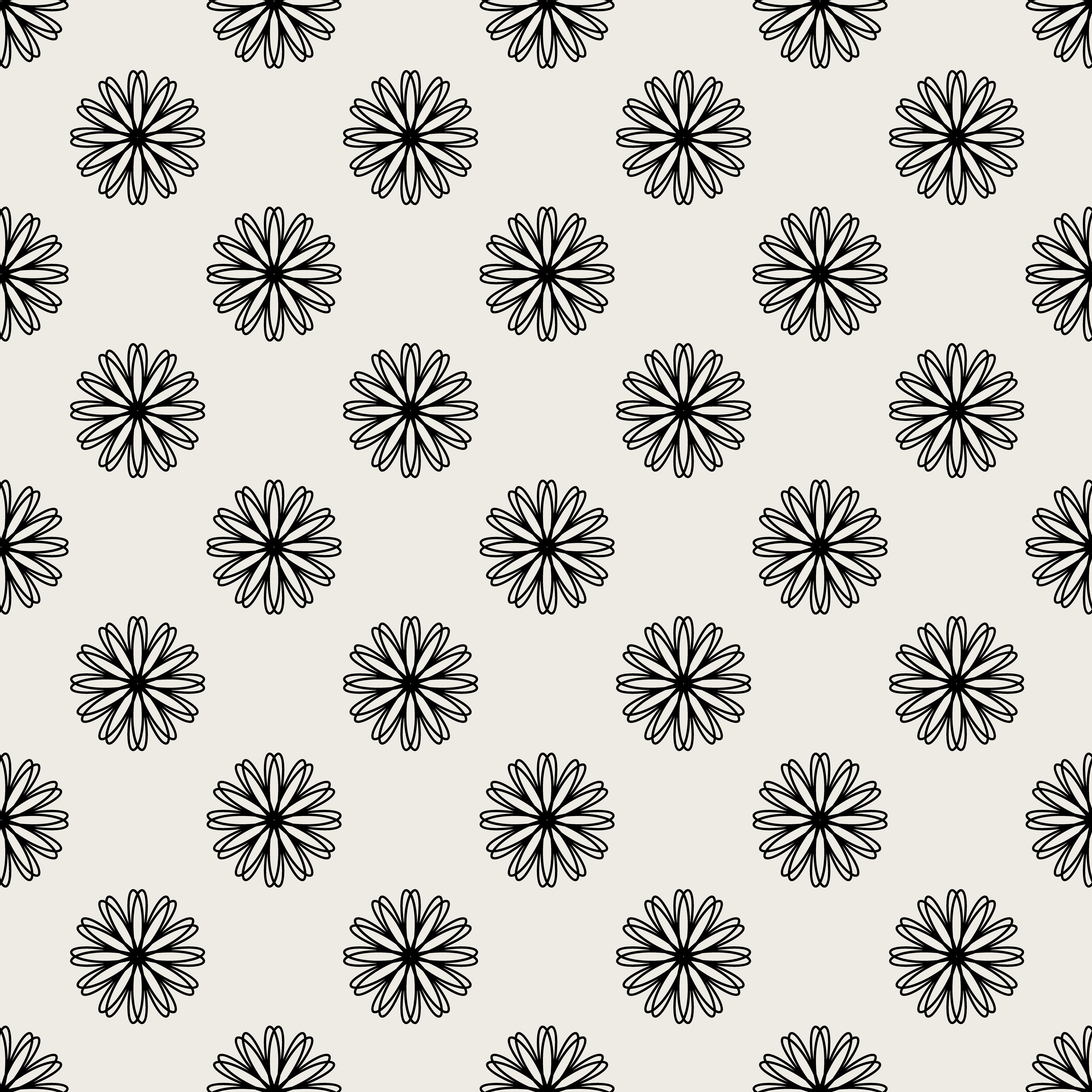 Seamless pattern background. Modern abstract and Classical ...