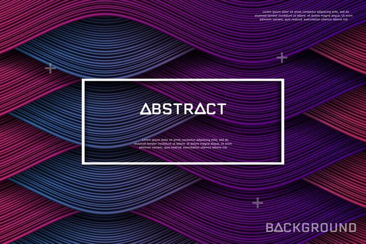Abstract modern style background.  vector