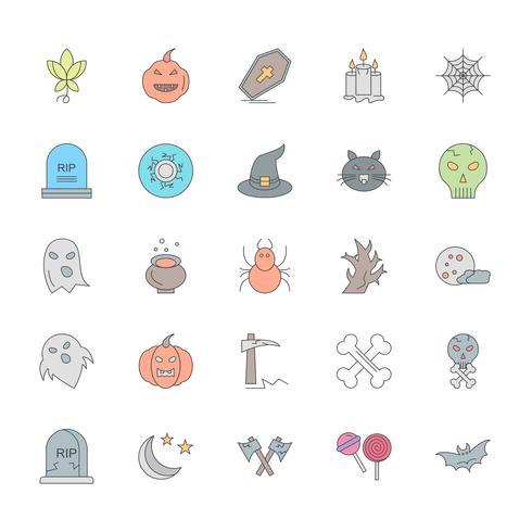 25 icônes universelles