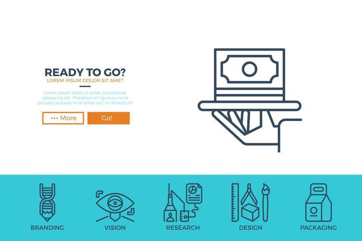 Startup modello di business web