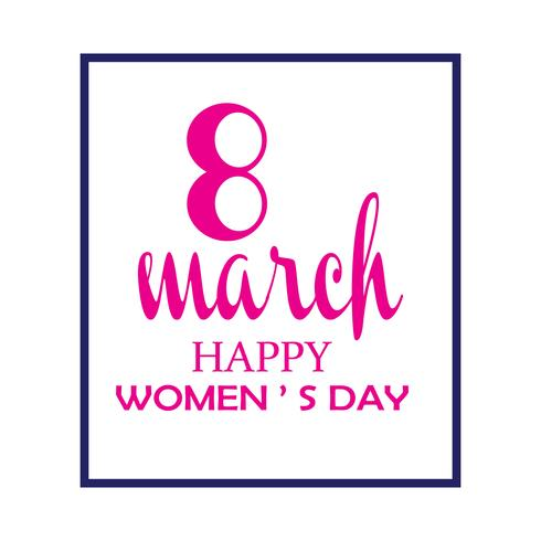Internationale Vrouwendag 2019