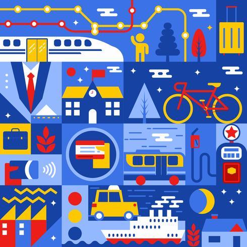 Transport-Konzept