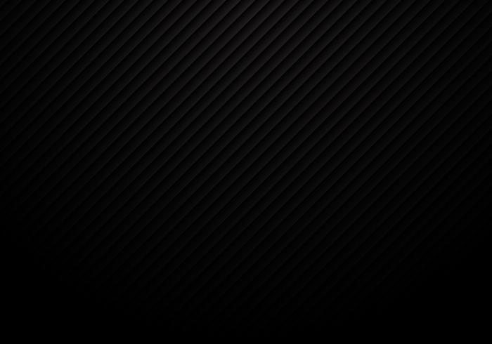 Resumen líneas negras patrón repetir fondo de rayas y textura de estilo de lujo vector