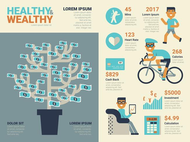 Hälsosam och riklig