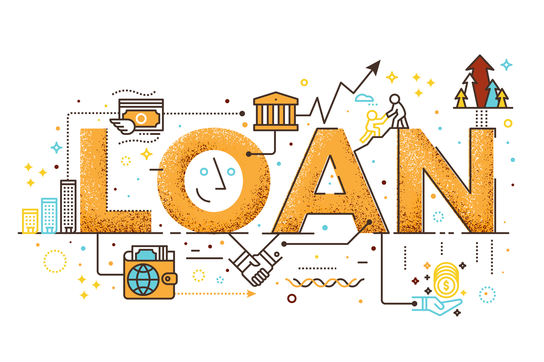 Personal loan illustration - Download Free Vectors ...