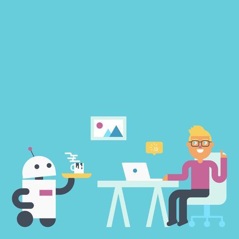 Domestic robot concept