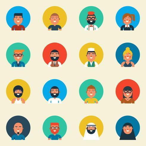 Variação do design de personagens