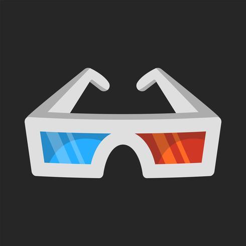 3D-filmglasögon