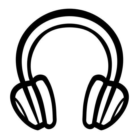 Kopfhörer Musik Zubehör Vektor Icon - Download Kostenlos Vector, Clipart  Graphics, Vektorgrafiken und Design Vorlagen