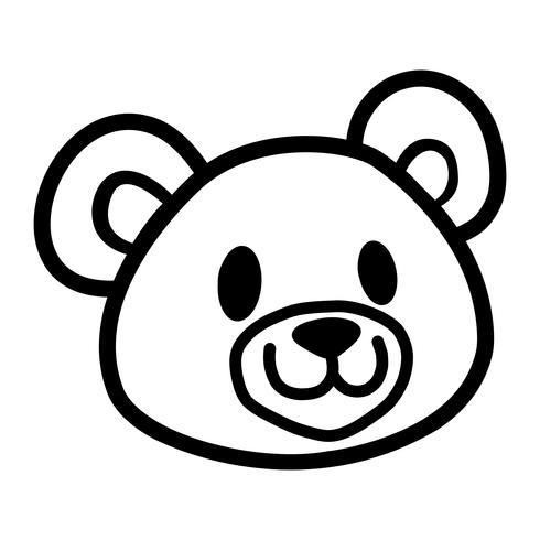 Simpatico orsacchiotto