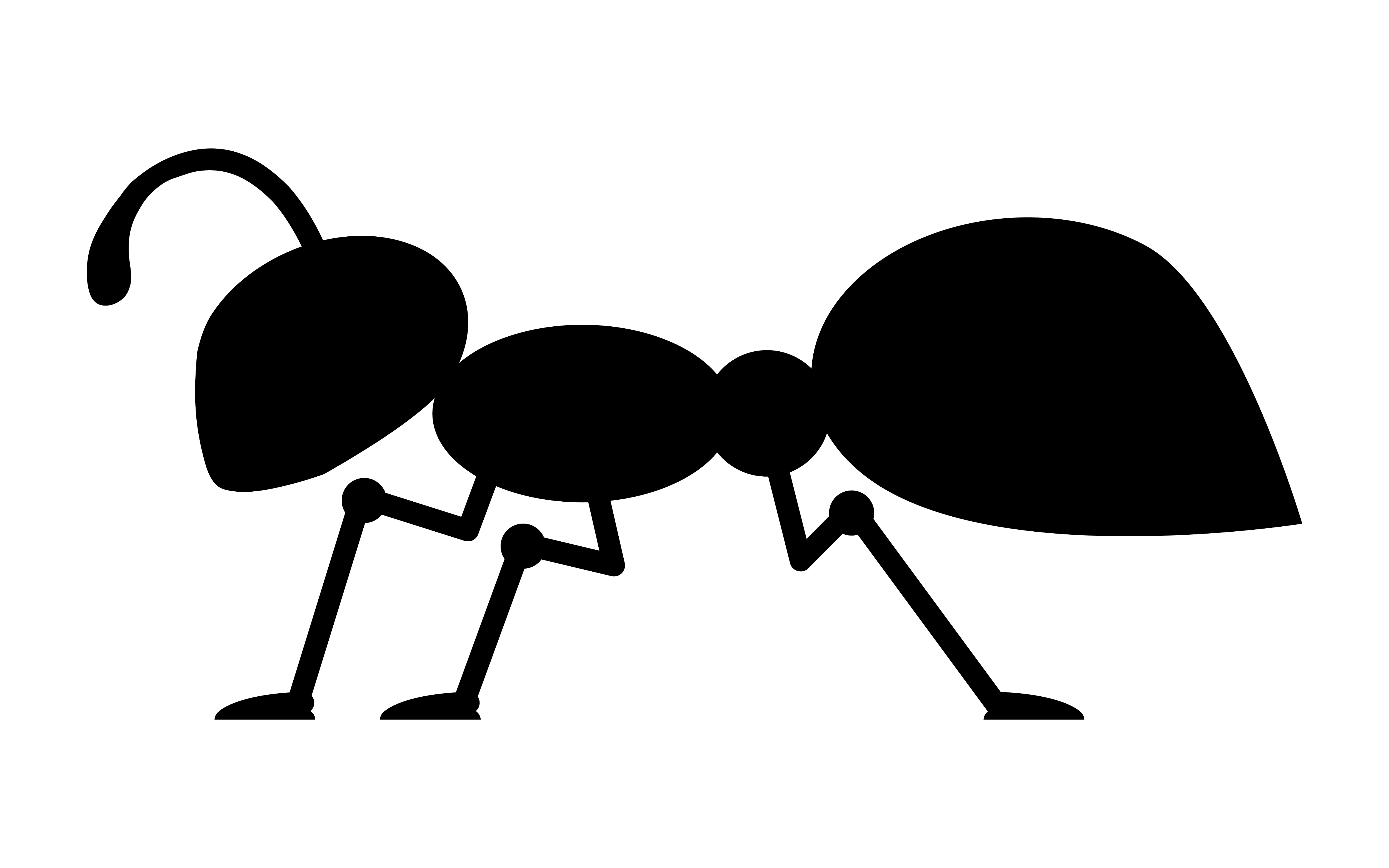 Cartoon Ant Insect Bug - Download Free Vectors, Clipart ...