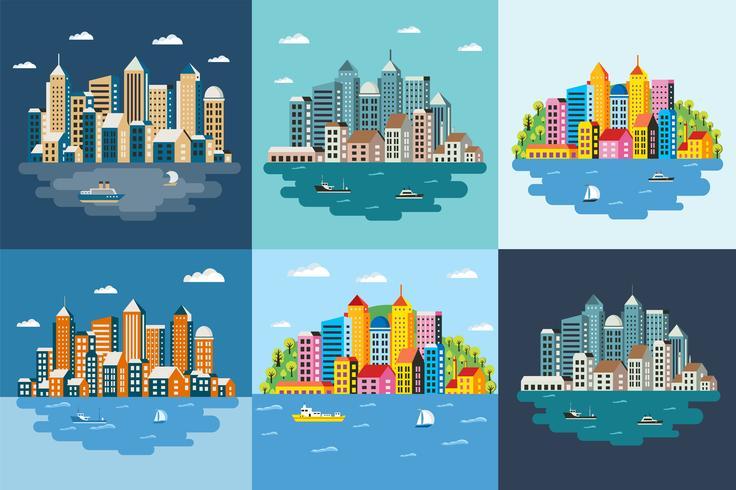 Paesaggio di Megapolis