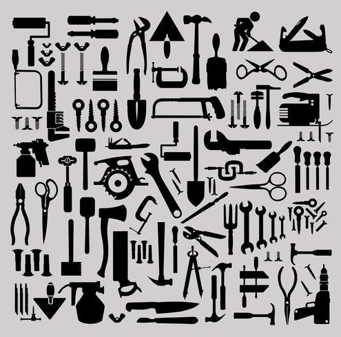 herramientas de construcción