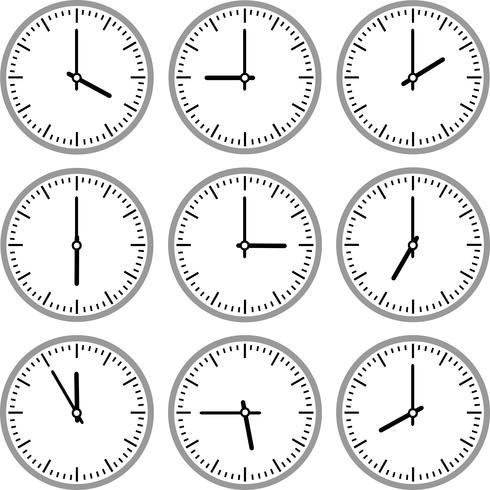 Mouvements et montres
