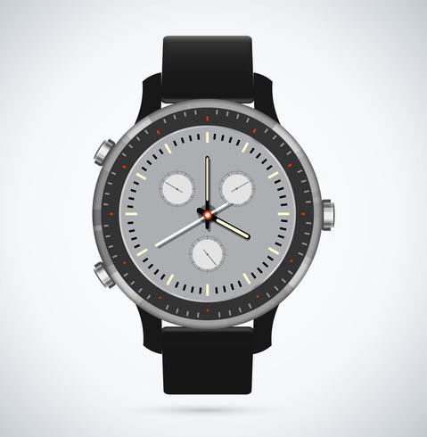 Orologio moderno e alla moda
