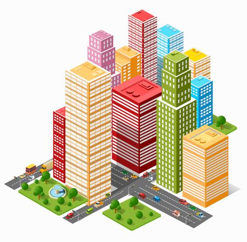A large set of isometric  vector