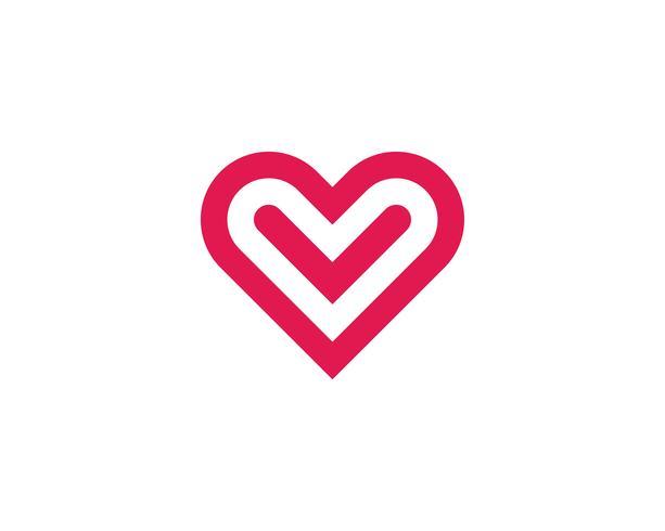 Hearts Icons Vectors Illustrations