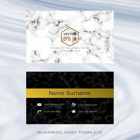 Moderne Designer Visitenkarten Layoutvorlagen.