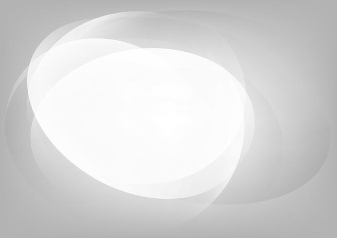 Fondo blanco abstracto con líneas suaves