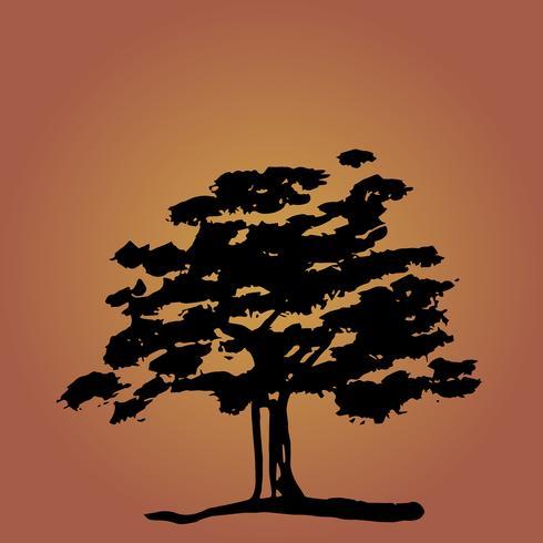 Árbol vector