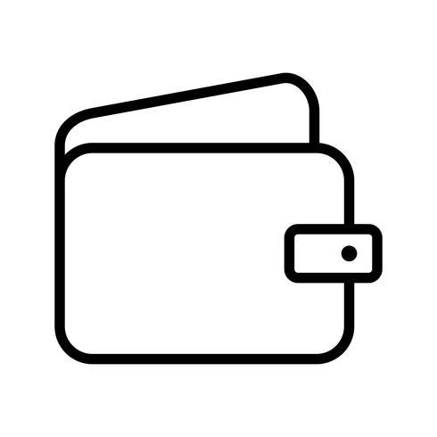 wallet line black icon download free vectors clipart graphics vector art wallet line black icon download free